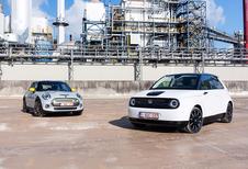 Deux électriques premium : Rétros & hightech