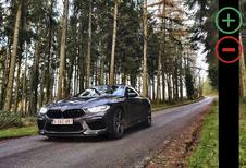 BMW M8 Competition: avantages et inconvénients