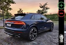Audi RS Q8 : avantages et inconvénients
