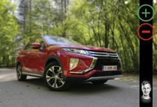 Mitsubishi Eclipse Cross : avantages et inconvénients