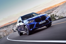 BMW X5 M Competition (2020)