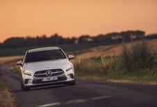 Mercedes A 160 : premiuminstapper