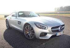 Mercedes-AMG GT-S