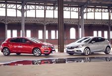 Vergelijkende test : Opel Astra vs Renault Mégane (2016)