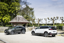 Peugeot 3008 (2016) & Peugeot 5008 (2017)