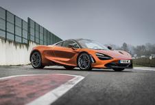 McLaren 720 S 2017 : À mille lieues de la 650...