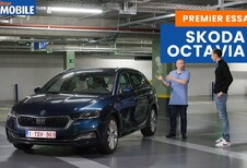Essai vidéo de la Škoda Octavia Combi
