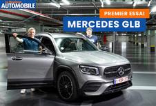 Essai vidéo de la Mercedes GLB