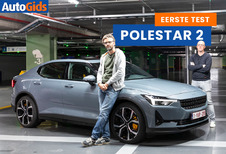 Wegtest Polestar 2 (video)