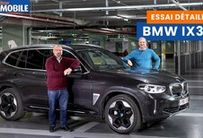 Essai de la BMW iX3