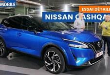 Essai vidéo du Nissan Qashqai