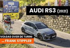 Audi RS 3 versus de Col de Turini - volgas