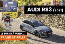 Audi RS 3 versus le Col de Turini - à fond