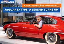 Autoworld in the Picture - Jaguar E-Type: A Legend Turns 60