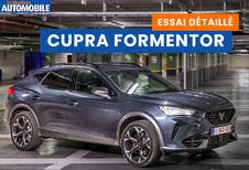 Essai vidéo du Cupra Formentor