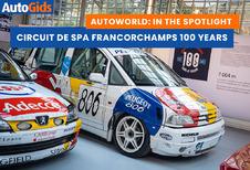 Op bezoek in AutoWorld Brussels voor Expo 100 jaar Spa-Francorchamps - video