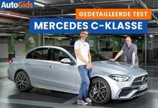 Wegtest Mercedes C-Klasse (video)