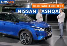 Wegtest Nissan Qashqai (video)