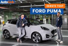 Wegtest Ford Puma (video)