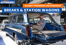 Expo Breaks & Station Wagons - AutoWorld Brussels