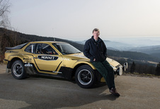 Porsche verrast Walter Röhrl met 924 Carrera GTS Rally