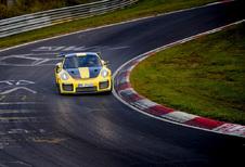 Porsche 911 GT2 RS verpulvert Nordschleife-ronderecord van de Huracan Performante