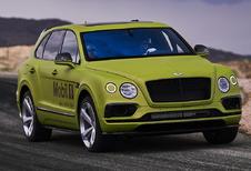 Speelt Bentley vals met de Bentayga Pikes Peak?