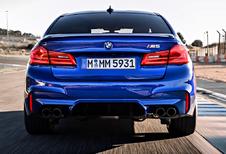 BMW M5 sneller over de Nordschleife dan een Ferrari 430 Scuderia