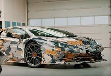 Lamborghini claimt Ringrecord van Porsche met Avantador SVJ