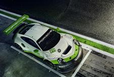 Porsche 911 GT3 R is klaar om te knallen
