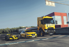 Renault Sport introduceert T High RS Racing Edition