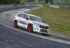 Skoda Kodiaq RS pakt Nürburgring-ronderecord