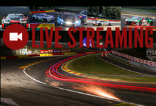 LIVESTREAM - 24 Hours Spa (Francorchamps) - GT World
