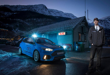 Ford Focus RS is de ideale taxi