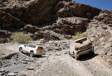 Door Namibië met de Toyota Land Cruiser