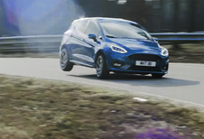 Nieuwe Ford Fiesta maakt Lommel Proving Ground onveilig
