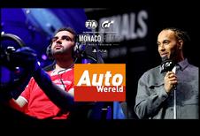 Hamilton en Verstappen versus de beste simracers, Gran Turismo World Finals (Monaco 2019)
