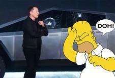 Fail: lancering Tesla Cybertruck gaat de mist in