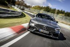 Mercedes-AMG pakt Ringrecord van Porsche