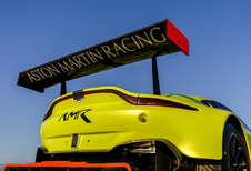 Documentaire toont ontwikkelingsproces Aston Martin Vantage GTE
