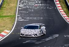 Lamborghini Huracan Performante pakt Nordschleife-ronderecord Porsche 918 Spyder