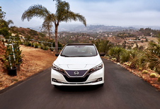 Nissan Leaf  Electric (2018)