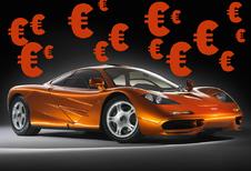 Zo belachelijk duur is het onderhoud van een McLaren F1