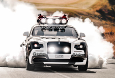 Jon Olsson proudly presents George, a Rolls-Royce Wraith gone bad