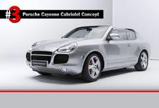 De Cayenne Cabriolet en andere knotsgekke Porsche-concepts