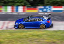 Subaru WRX STi Type RA NBR Special versus de Nordschleife