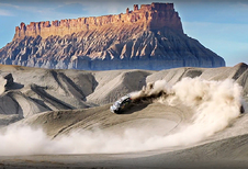 Ken Block toont nieuwe kunstjes in Terrakhana: The Ultimate Dirt Playground