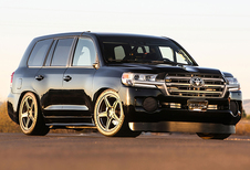 Toyota Land Speed Cruiser is snelste SUV ter wereld
