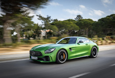 Mercedes-AMG GT R vs Portimao