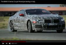 BMW maakt werk van de nieuwe 8 Reeks